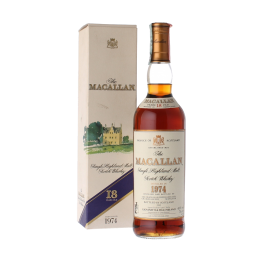 Macallan 18 Years Old 1974,...