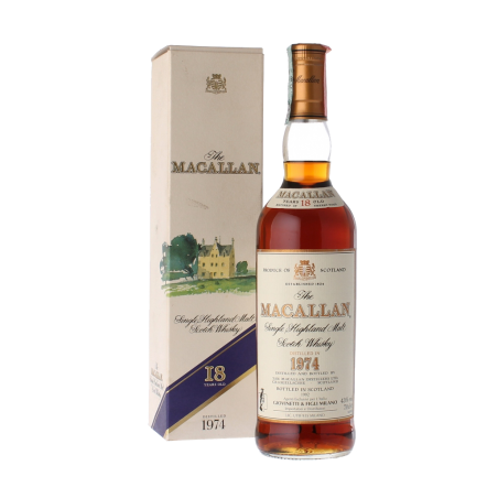 Macallan 18 Years Old 1969, 75cl