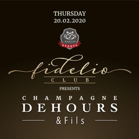 Evento degustazione - Dehours & Fils 20/02/2020