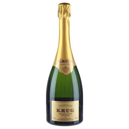 Krug Grande Cuvee 166th Edition NV, 75cl