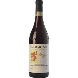 Barbaresco Ovello 2015, 75cl