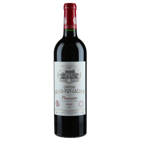 Chateau Grand Puy Lacoste 1996, 600cl