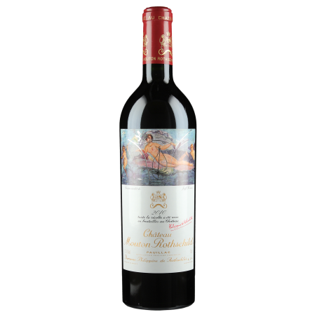 Chateau Mouton Rothschild 2014, 75cl